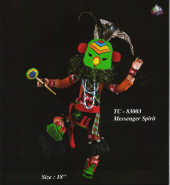 Lily Fine Gifts Kachina Dolls
